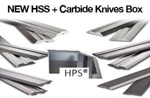 Erhophal HSS & Carbide Planer Knives